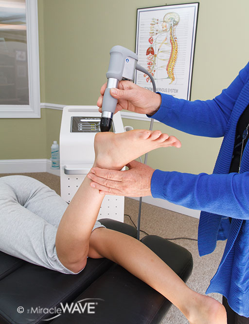 Acoustic Wave Therapy (ESWT)
